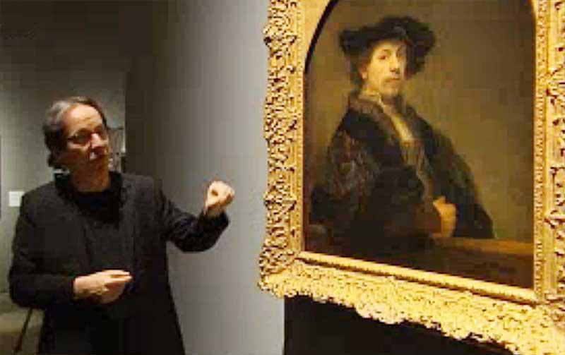 Húsz Rembrandt-festmény a Szépművészeti Múzeumban
