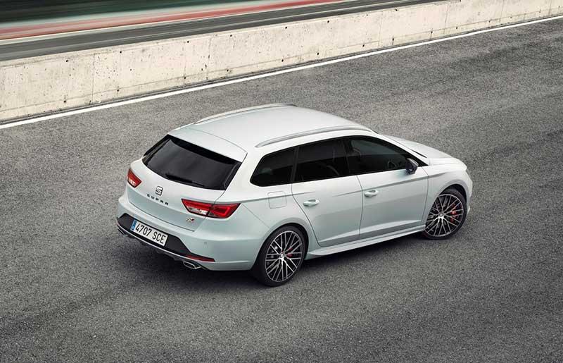 A mindennapok tökéletes sportautója – Az új SEAT Leon ST CUPRA