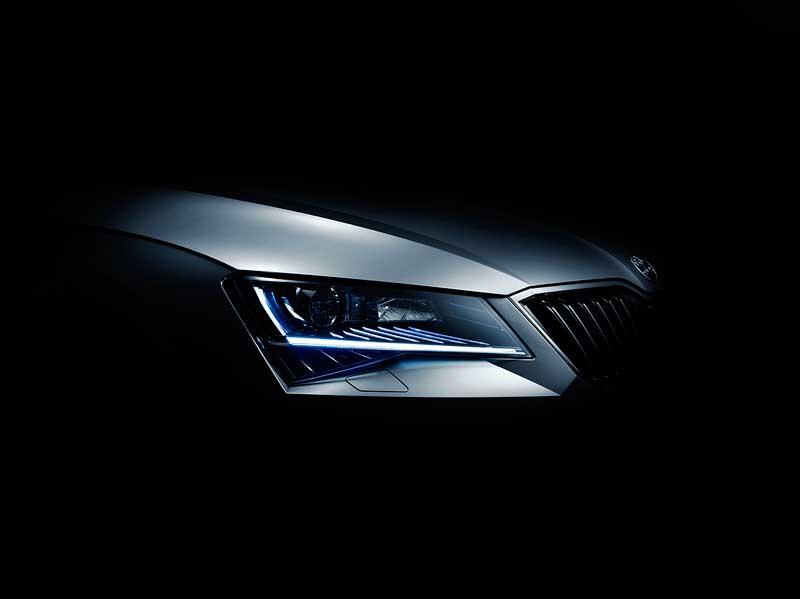 Új Škoda Superb – A tökéletesen kidolgozott részletek korszaka
