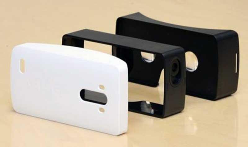A mindennapok részévé teszi a virtuális valóságot az LG és a Google
