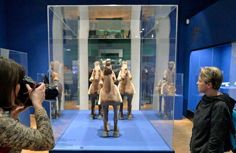 Az ősi Kína kincsei - Ötezer év kínai művészete az Iparművészeti Múzeumban