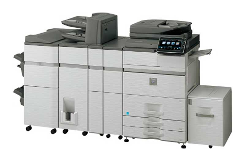 A sharp bevezeti új A3 monokróm multifunkciós nyomtatóit