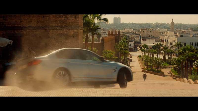 Ismét BMW autók a vadonatúj Mission: Impossible filmben