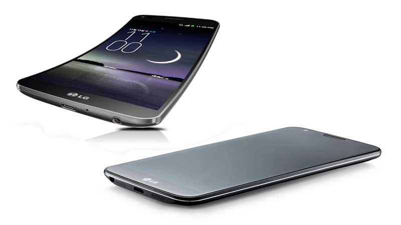 Főnyeremény az új LG G Flex2