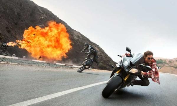 Ismét BMW autók és motorok szerepelnek a vadonatúj Mission: Impossible filmben