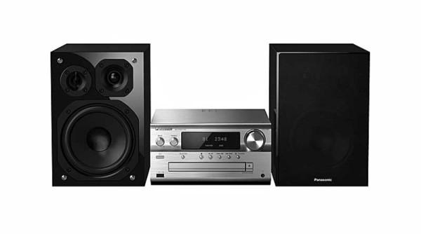 A Panasonic legújabb CD-lejátszós Hi-Fi rendszere technikailag és stílusban is a minőséget képviseli