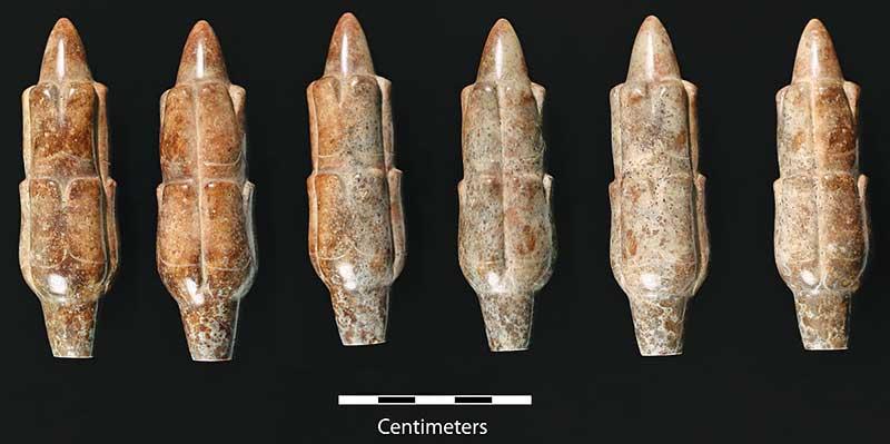 Rejtélyes jádetárgyat találtak Mexikóban
