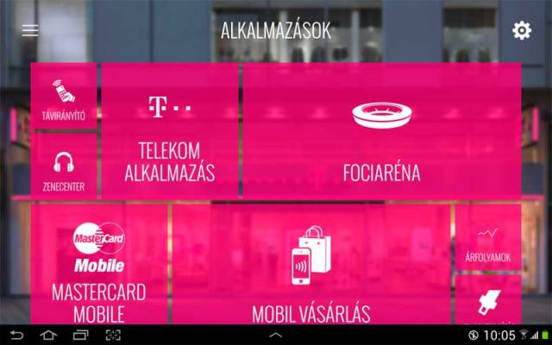 Telekom Üzleti Appok versenye