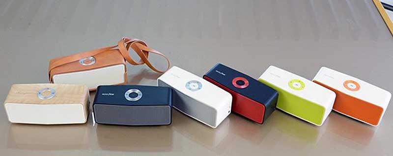 Az LG hordozható vezeték nélküli audiolejátszó termékcsaládja új tagokkal bővül