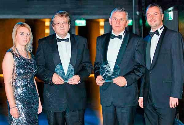 Telenor Etikus Vállalat Díj díjazott a Grundfos és a Biofilter