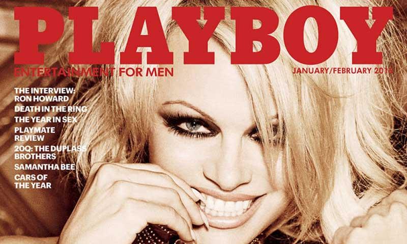 Történelmi változás a Playboy magazinban