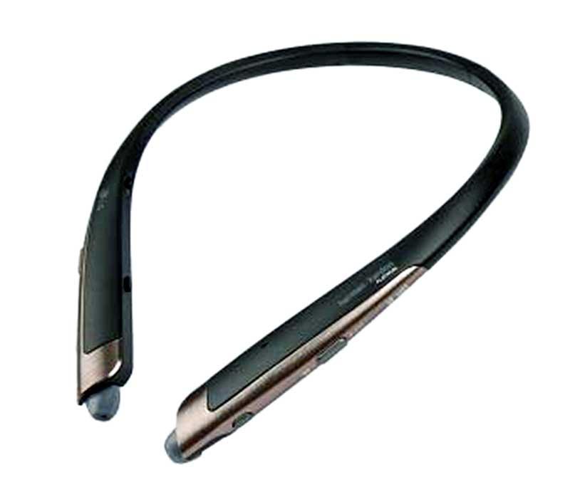 Az LG a high-end hangminőséget nyújtó TONE Platinummal bővíti Bluetooth headset-választékát