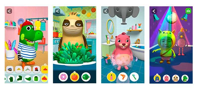 Szórakoztató és fejlesztő Samsung Kids Mode alkalmazások gyerekeknek