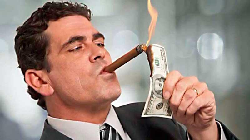 Az Angol szupergazdagok gyors vagyoni jelentése