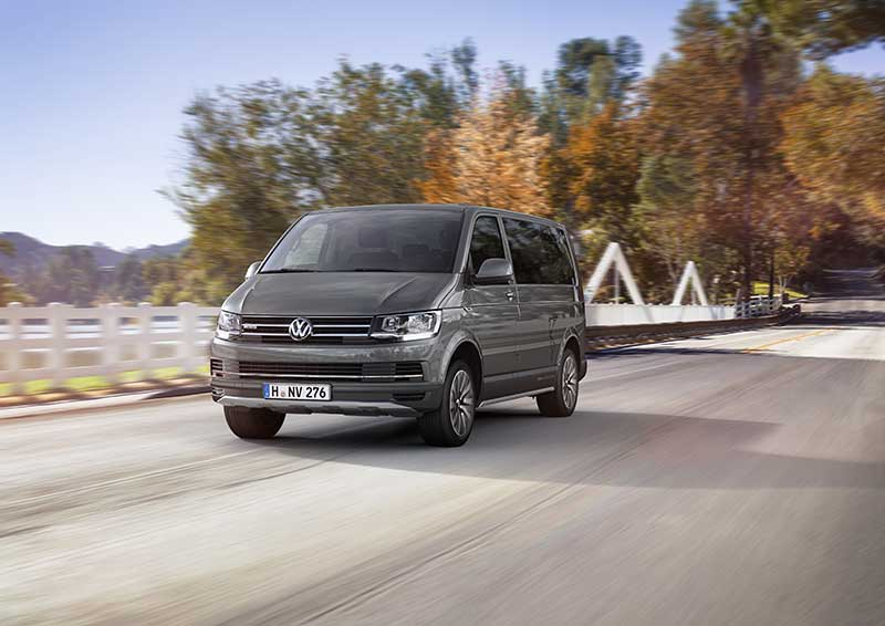 """Kishaszon kategóriában a Multivan nyerte az """"Év Összkerékhajtású Gépjárműje"""" címet"""