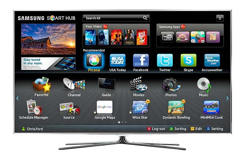 Alkalmazást fejleszthet Ön is a Samsung Smart TV-khez