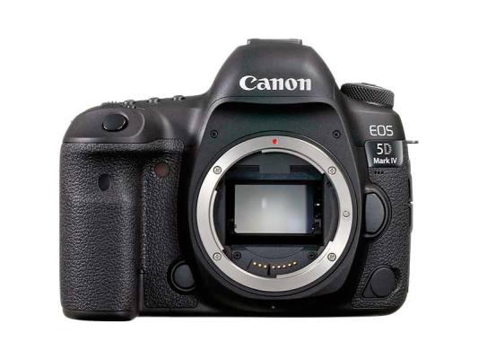Itt az új Canon EOS 5D Mark IV fényképezőgép