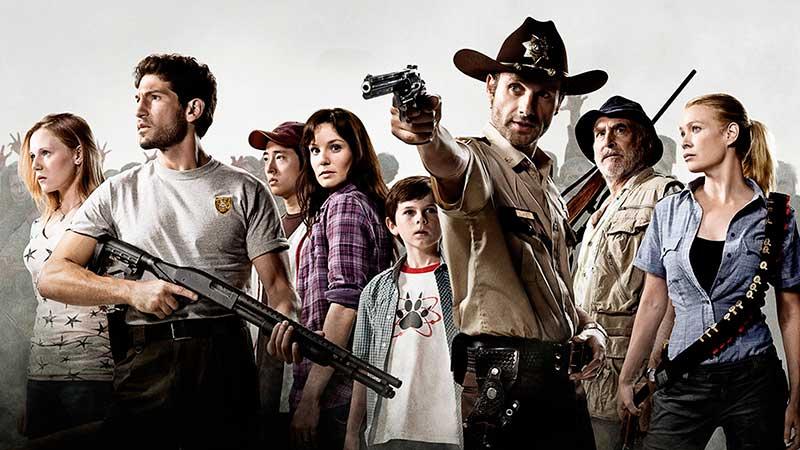 Már készül a The Walking Dead nyolcadik évada