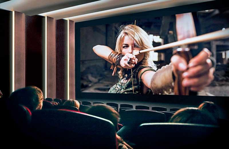 A Samsung Cinema Screen elhozza a jövő moziját