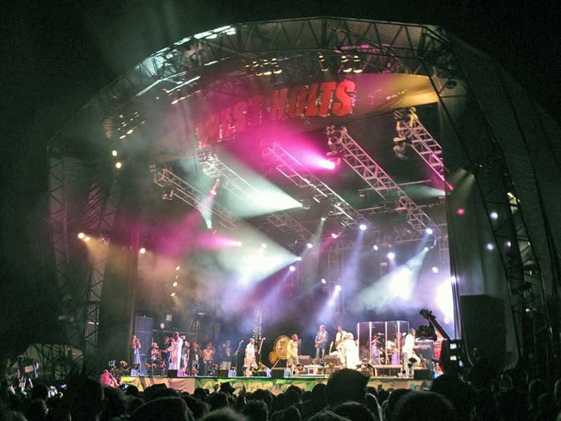 A Kool & the Gang koncertjével indul az ez évi Paloznaki Jazzpiknik