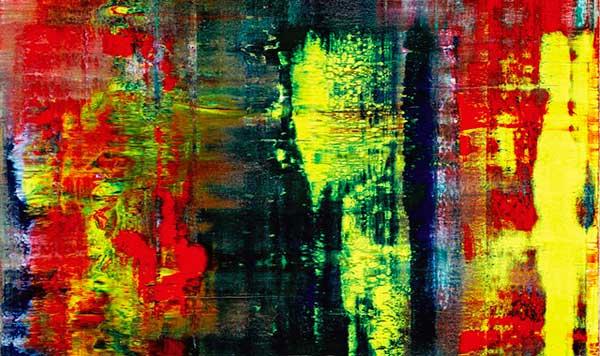 Gerhard Richter festőművész kiállítása nyílt Prágában