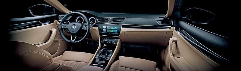 Az új Škoda Superb még komfortosabb és biztonságosabb