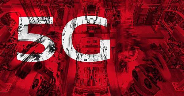 Az Audi és az Ericsson úttörőként alkalmazza az 5G modern műszaki megoldást az autógyártásban
