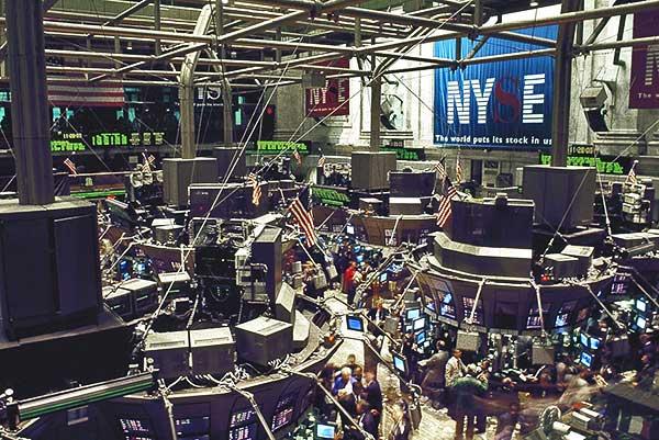 New York nemzetközileg az egyik legelismertebb pénzügyi centrum