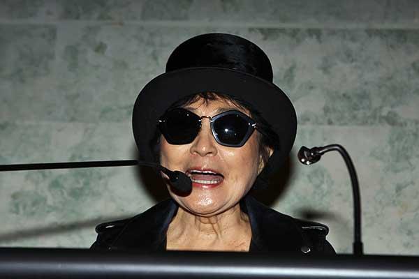 Yoko Ono feldolgozta az Imagine-t új lemezén