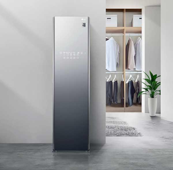 A korszerű LG Styler a teljeskörű ruhaápolás jövőjét hozza el