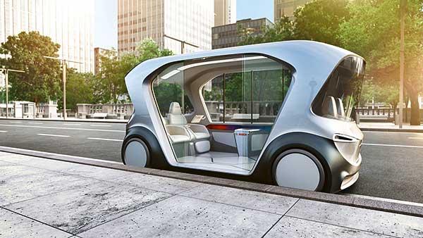 A Bosch már ma elénk tárja a jövő mobilitását
