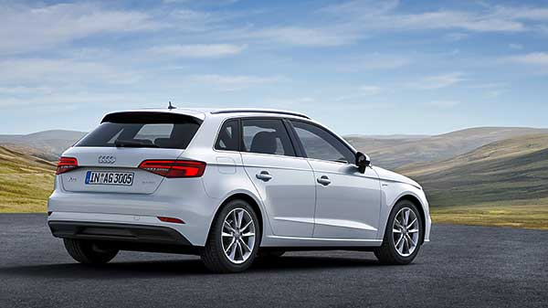 Audi A3 Sporback g-tron: új modellév még nagyobb CNG hatótávolsággal