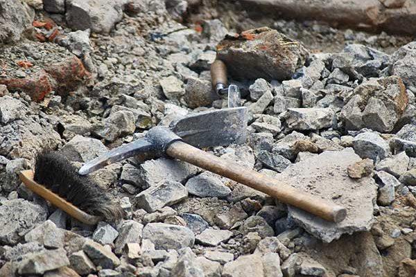 Bronzkori, szarmata, Árpád- és török kori leleteket is találtak a régészek Bácsbokod határában