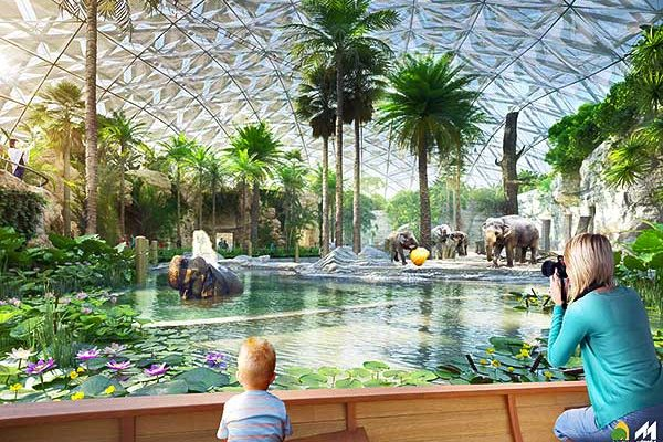 Várhatóan 2021-ben veheti birtokba a nagyközönség a Pannon Parkot