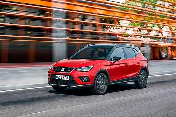 A Seat Arona lett Magyarország Gépjárműje a szabadidő-autók kategóriában