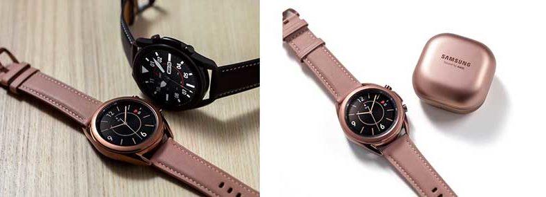 Megérkezett a Galaxy Watch3 okosóra és a Galaxy Buds Live fülhallgató