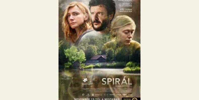 A zsűri különdíját nyerte a Spirál című film Görögországban