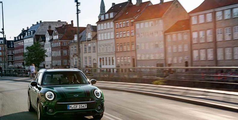 Kalandozások a MINI-vel: Koppenhágában járt a MINI Cooper SD Clubman ALL4