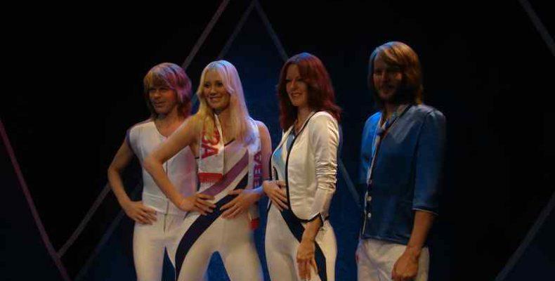 Az ABBA új albumot állított elő 40 év után