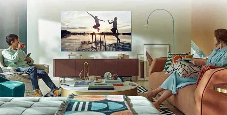 A Samsung Neo QLED tévéi az modernizált és a fenntartható megoldásokat ötvözik